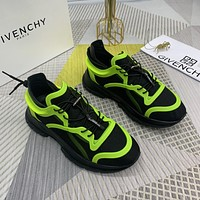 GIVENCHY  Fashion Men Women's Casual Running Sport Shoes Sneakers Slipper Sandals High Heels Shoes  0413cx
