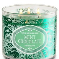 3-Wick Candle Mint Chocolate