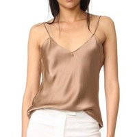 Fiora Silk Cami Top
