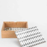 Holli Zollinger For DENY Arrows Box- Multi One