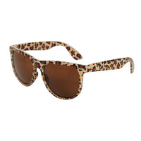 Leopard Everyday Sunglasses | Shop Accessories at Wet Seal