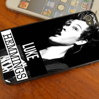 5sos luke hemmings for iPhone 4 4S iPhone 5 5S case Samsung Galaxy S3 S4 case *dragoncase*