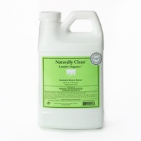 Naturally Clean Summer Grass Laundry Fragrance (Green)