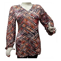 Woman's Top - knitted
