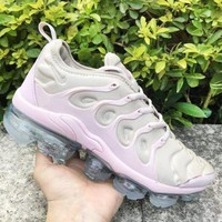 NIKE Air VaporMax Plus TN Fashion New Air Cushion Sports Leisure Colorful Women Shoes Pink