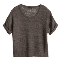 Knit Top - from H&M