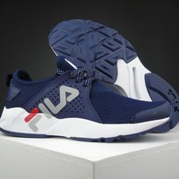 Fila 1751 Navy Running Shoes Size 36-44.5
