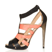 RAFFERTY High Gladiator Sandal - View All - Shoes - Topshop USA