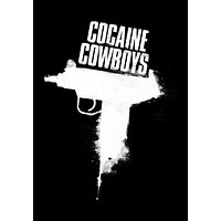 Cocaine Cowboys Movie poster 11inx17in Poster