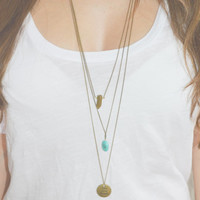 Layered Necklace Combo