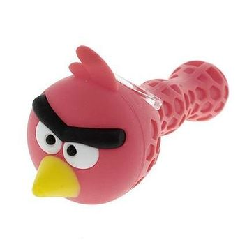 Mad Birds Silicone Hand Pipe
