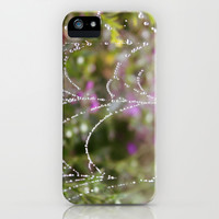 String of Pearls iPhone & iPod Case by KirbyLKoch | Society6