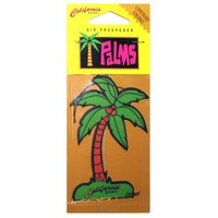 California Scents Capistrano Coconut Palms Hang Outs Car Air Freshener