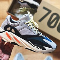 Adidas Yeezy 700 Runner Boost Woman Men Fashion Casual Running Sport Shoes