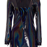 Holographic Mini Dress | Moda Operandi