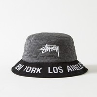 WT Quilted Bucket Hat