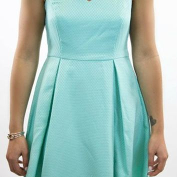 Love Riche | Spring Into This Dress in Mint