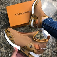 ''Louis Vuitton''LV woman Fashion casual shoes