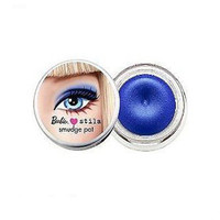 Stila Barbie Smudge Pot Cobalt Clutch