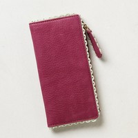 Scalloped Frill Wallet