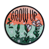 Grow Up Patch