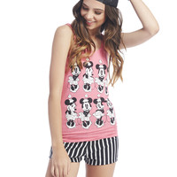 Minnie Mouse™ Poses Tank | Wet Seal