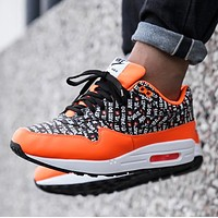 Nike Air Max1 JDI Just Do It Sports women's running shoes