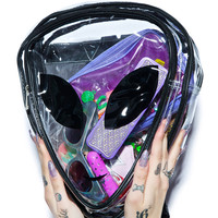 Dream Bags Outta Dis World Backpack Clear One