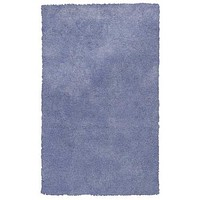 5' x 7' Polyester Purple Area Rug