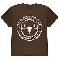 Death Valley National Park Youth T Shirt