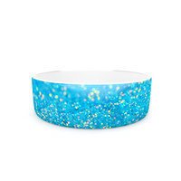 "Beth Engel ""Mermaid Sparkles"" Pet Bowl"