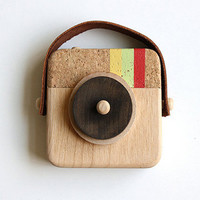 Twig Creative - Anagram Instagram wooden camera - Scout & Co
