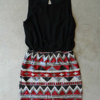 Autumn Ruby Party Dress [6209] - $46.00 : Feminine, Bohemian, & Vintage Inspired Clothing at Affordable Prices, deloom