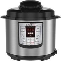 Newest Model Instant Pot Lux V3 6-qt 6-In-1 Multi-Functional Electric Pressure Cooker, Stainless Steel - Walmart.com