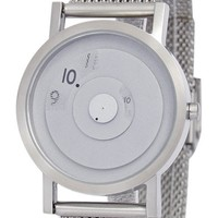 Reveal Watch in Stainless Steel by Projects Design