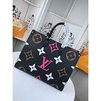 new lv louis vuitton womens leather shoulder bag lv tote lv handbag lv shopping bag lv messenger bags 226