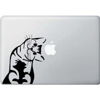 Amazon.com: Cat - Whatcha Doin? - I Can Haz? - Macbook or Laptop Decal: Computers & Accessories