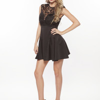 Angela Lace Dress