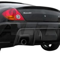 AIT Racing® - GT Style Rear Bumper Cover