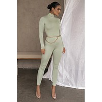 fhotwinter19 Hot sale solid color sexy bodysuit women