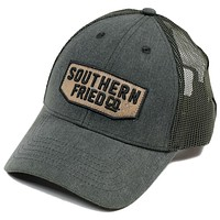 Ranger Structured Low Pro Mesh Hat by Southern Fried Cotton