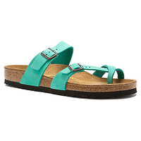 Birkenstock Mayari | Women's - Billiard Nubuck - FREE SHIPPING at OnlineShoes.com