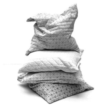 Geo Pillow   What is New   Animi Causa Boutique