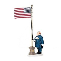 Raising the Flag in the City, 58986