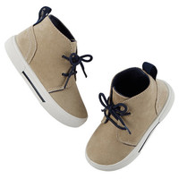 Carter's Faux Suede High Tops