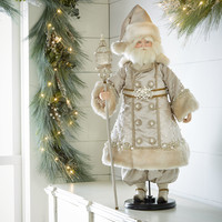 "Maurice Noel 35"" Santa Doll - Katherine's Collection"