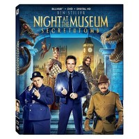 Night at the Museum: Secret of the Tomb (2 Discs) (Includes Digital Copy) (Blu-ray/DVD) (W) (Widescreen)