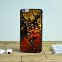 Batman And Robin Action iPhone 6S Case Dewantary
