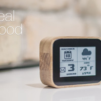 DISPLIO - WiFi display that tracks what's important to you
