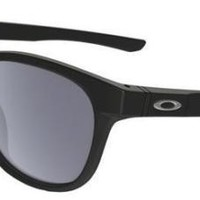 OAKLEY 9315 STRINGER 01 MATTE BLACK GREY SUNGLASSES OCCHIALE SOLE NERO SATINATO